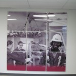 Acrylic Plaque Mural - Sanjel 003