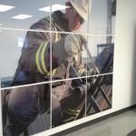 Acrylic Plaque Mural - Sanjel Surtech Head Office 002