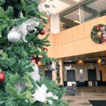 Displayco Calgary Lobby Holiday Decor
