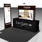 Buddy 10x10 Booth - execsuitesrendering