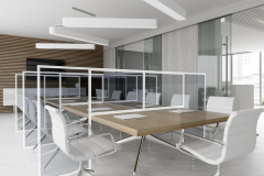 Acrylic Dividers for Workplaces & Schools