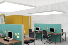Temporary Dividers for Workplace