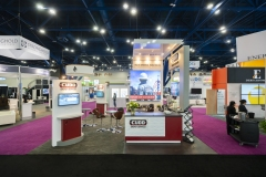 Custom Tradeshow Exhibit - CUDD Energy at NAPE Summit-2019-5