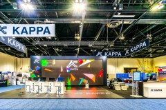 Custom Tradeshow Exhibit - at SPE ATCE 2019