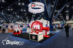 Custom Tradeshow Exhibit - TD Williamson