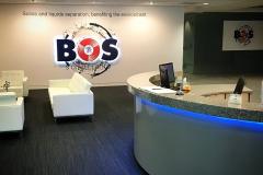 Office Environment Branding