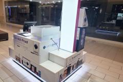 Custom Mall Kiosk