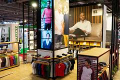 Interior Store Finishing & Branding